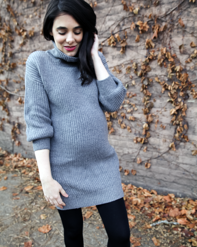 Sweater Dresses, Holiday Plans, and a Low-Key End of Year